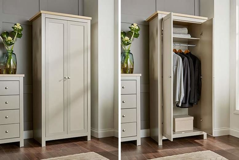 2 or 3 Door Dorset Wardrobe