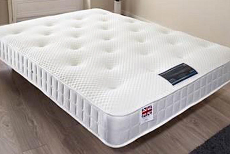 Memory Foam Tufted Mattress - 5 Sizes!