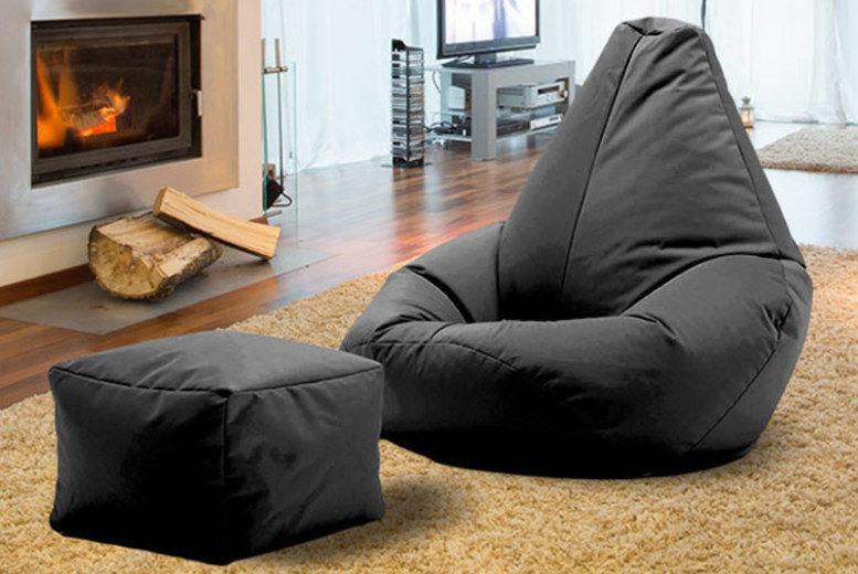 Terrific Chairs Stools Beanbags Home Shopping Deals Wowcher Machost Co Dining Chair Design Ideas Machostcouk