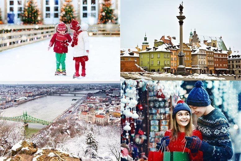 Christmas Getaway.Mystery Christmas Getaway Travel Wowcher