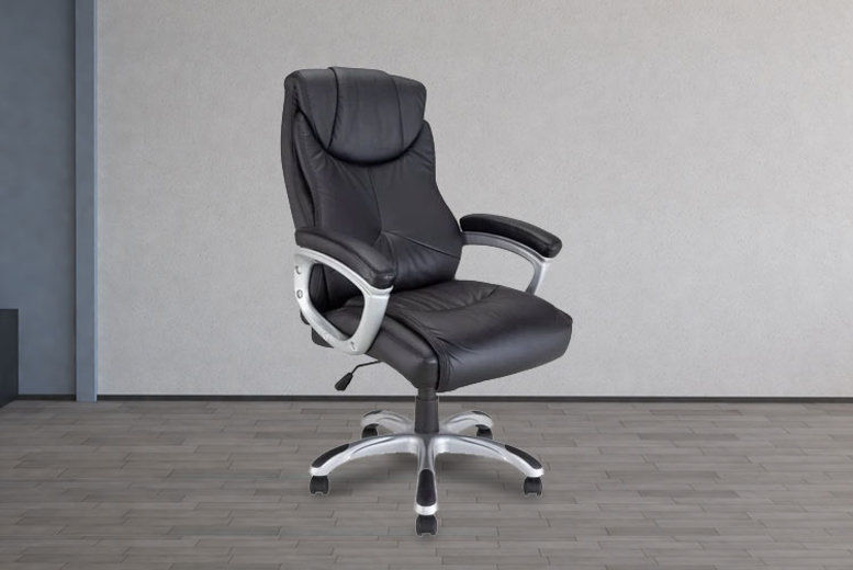 Remarkable Faux Leather Office Chair Chairs Stools Beanbags Deals Alphanode Cool Chair Designs And Ideas Alphanodeonline