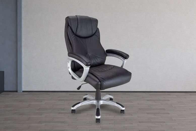 Pleasant Faux Leather Office Chair Chairs Stools Beanbags Deals Pdpeps Interior Chair Design Pdpepsorg