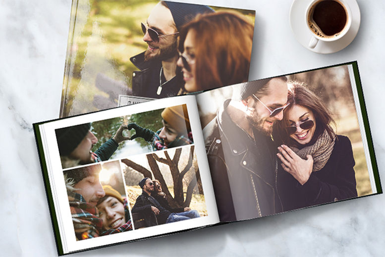 A4 Hardcover Photobooks Shop Wowcher