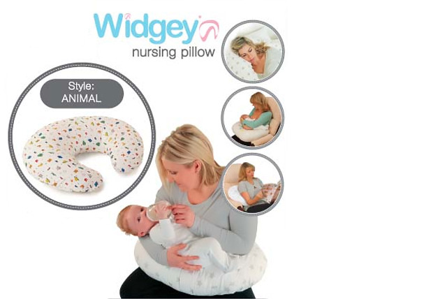 40in40 Widgey Nursing Pillow Shop Wowcher Delectable Widgey Pillow Cover