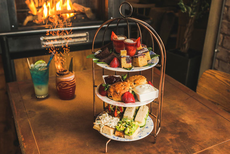 Afternoon Tea Restaurants Bars Deals In London Wowcher