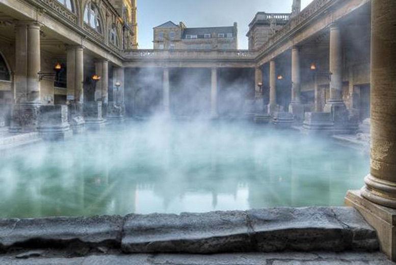 Bath Stock Image - Roman Baths
