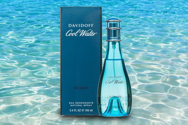Davidoff Cool Water Deodorant | Perfumes deals in London | Wowcher