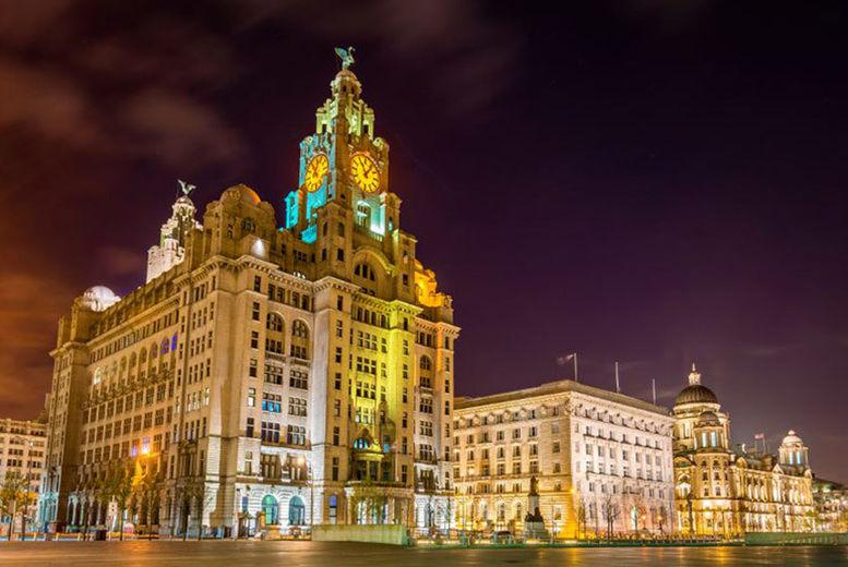 Liverpool Stock Image