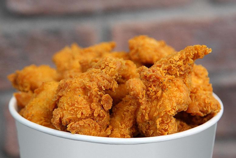 Fried Chicken Family Feast