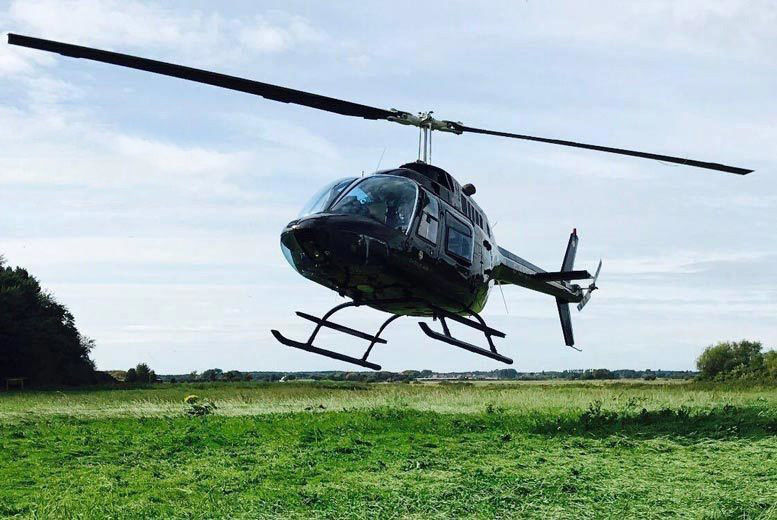 Helicopter Flight for 2