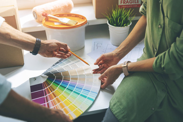 Online Interior Design & Home Styling Course