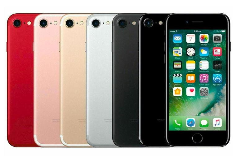 Apple iPhone 7 - 32GB or 128GB | Shop | LivingSocial