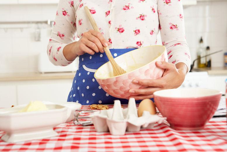 Cake Baking, Decorating & Frosting Training
