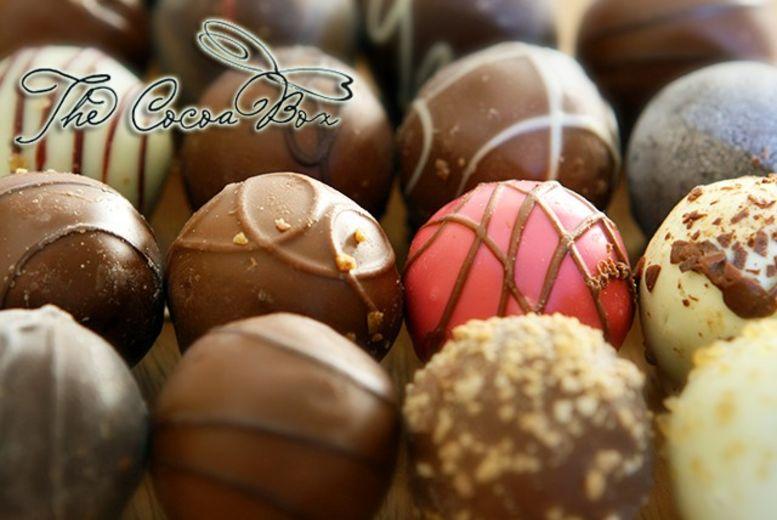 Chocolate Truffle Making   London   Wowcher