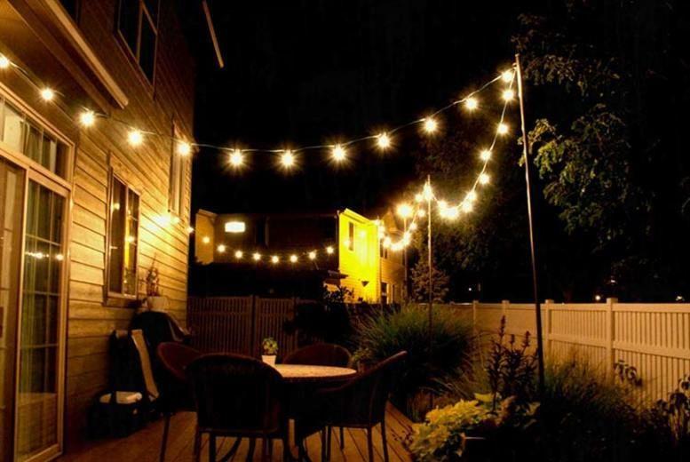 Garden Lighting Garden Shopping Deals Wowcher