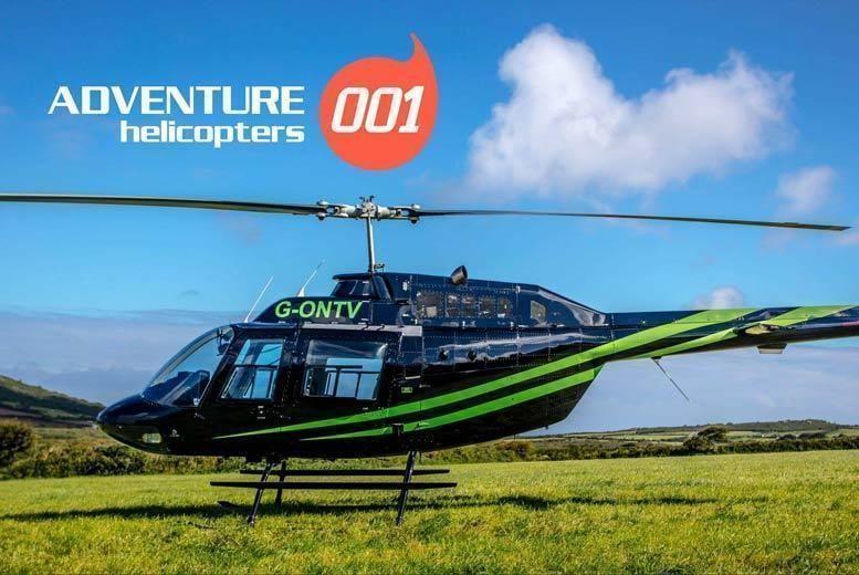 Helicopter Flight Ireland