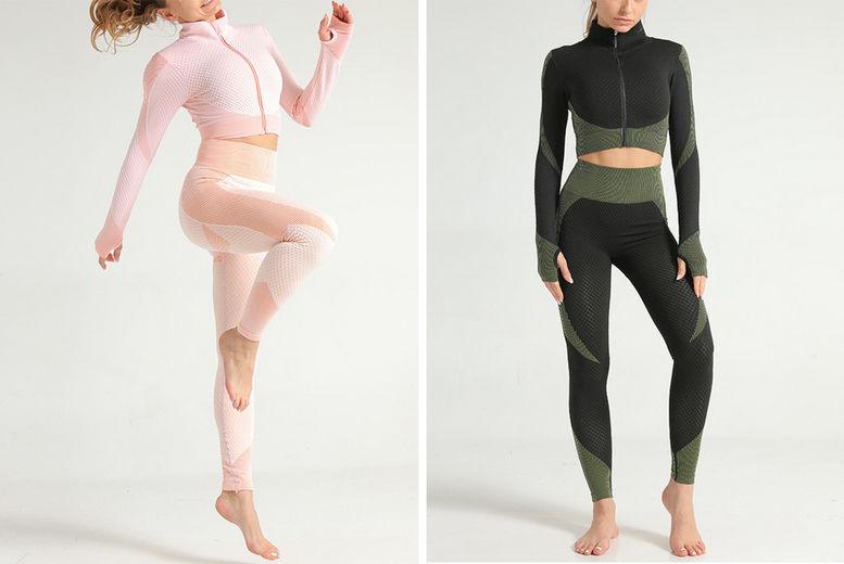 Yoga Leggings Top Fitness Deals In London Wowcher