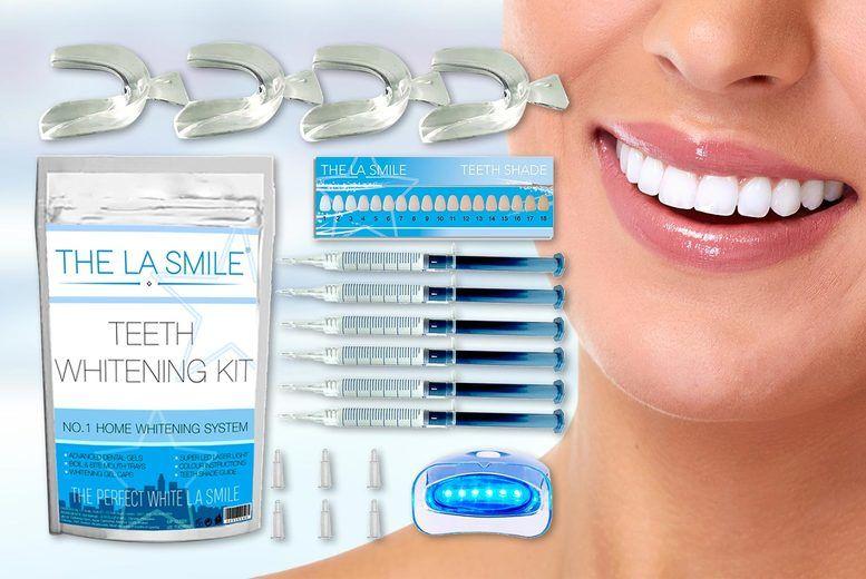 Teeth Whitening Deals Wowcher