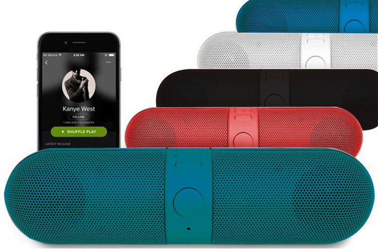Portable Bluetooth Speaker | Shop | LivingSocial