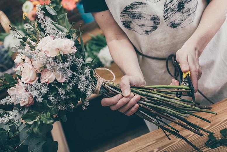Flower Arrangement Online Workshop Midas Touch Crafts