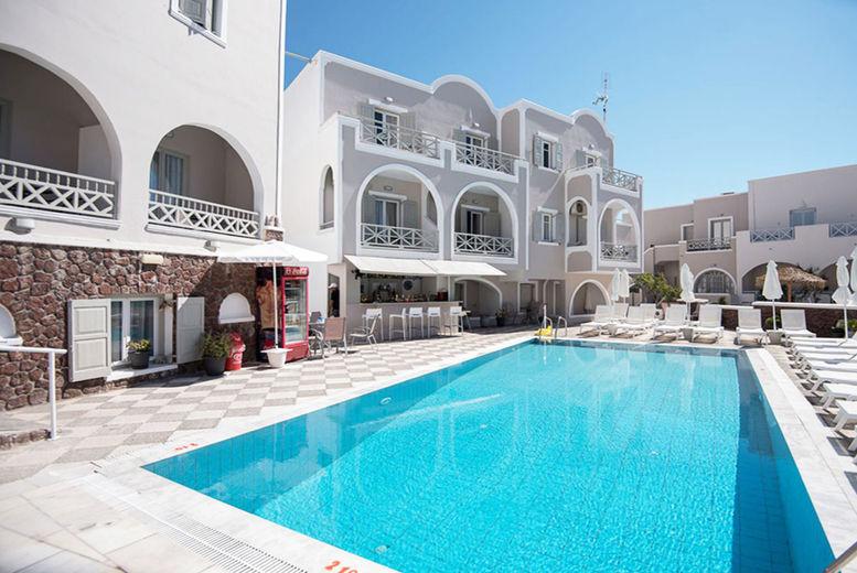Fomithea Hotel, Santorini, Greece - Outdoor Pool
