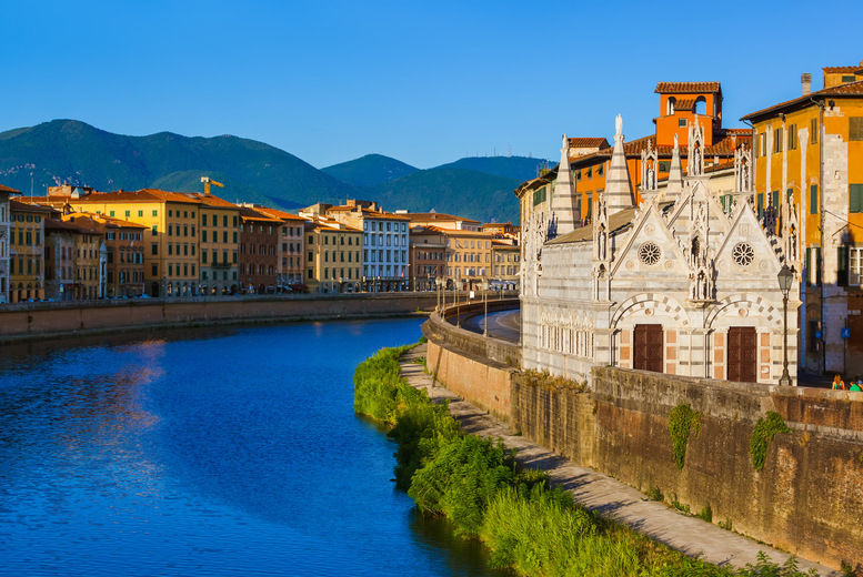 Pisa Hotel Stay - Breakfast and Flights | Escapes ...
