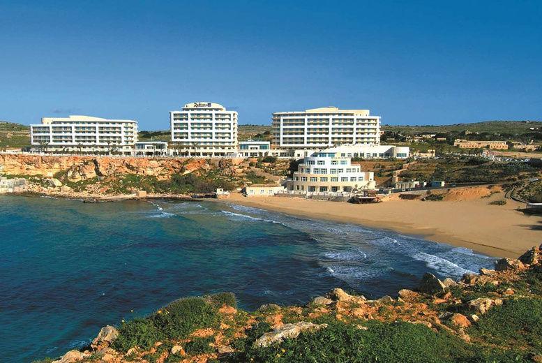 Radisson Blu Resort & Spa, Malta Golden Sands - Exterior