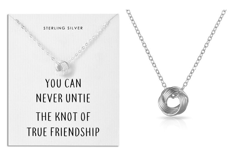 Silver-Supermarket-Ltd---Sterling-Silver-Friendship-Quote-Knot-Necklaces1