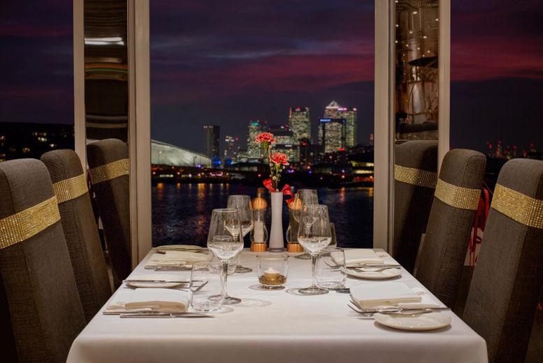 Sunborn London Yacht Hotel - Lands End Restaurant