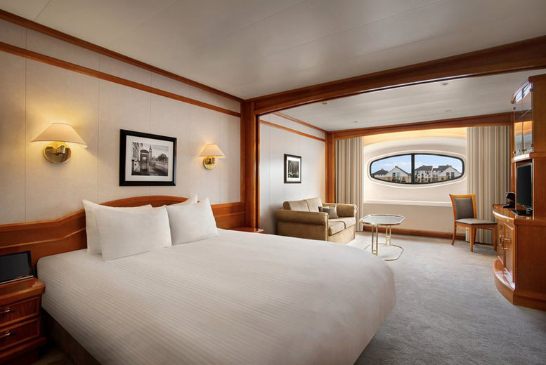 Sunborn London Yacht Hotel - Classic Room