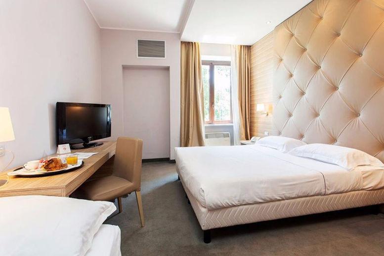 Hotel Area Roma, Rome, Italy - Bedroom