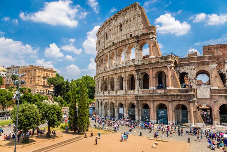 Rome Italy Stock Image