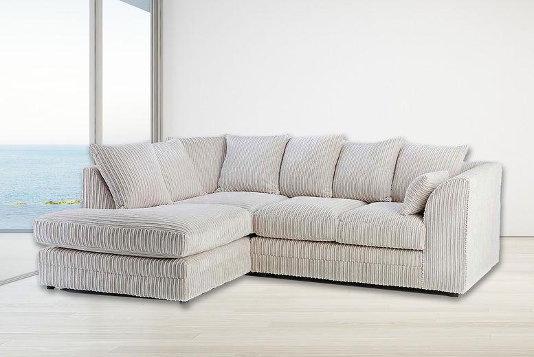 Chester Corner Cord Sofa