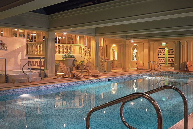 County Durham Spa Break For 2 Travel Wowcher