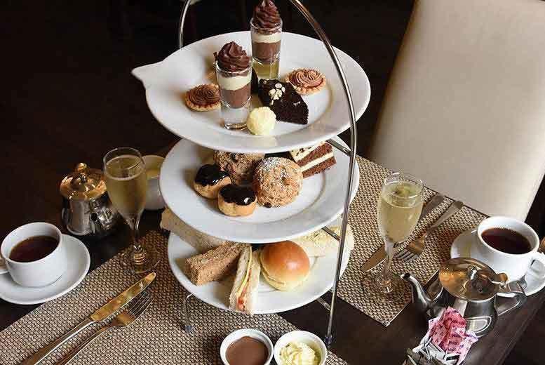 Chocolate Afternoon Tea Voucher - Hyde Park