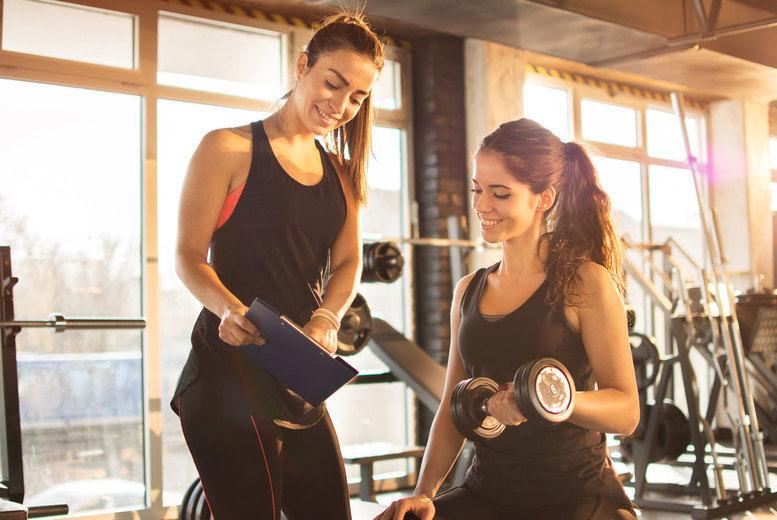 Fitness Trainer Online Course Voucher
