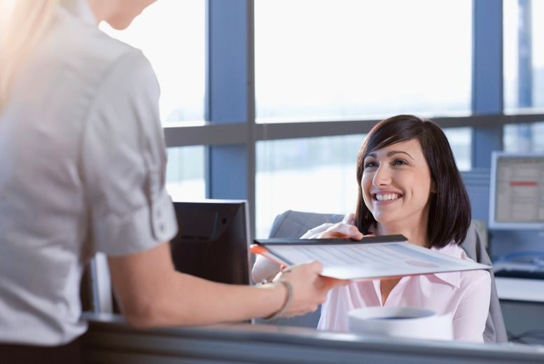 Telephone Receptionist Online Course