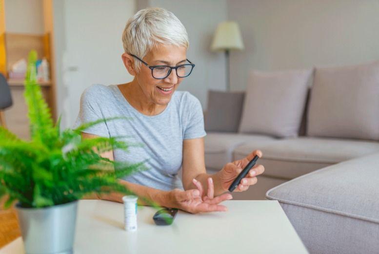 Online Diabetes Awareness Voucher