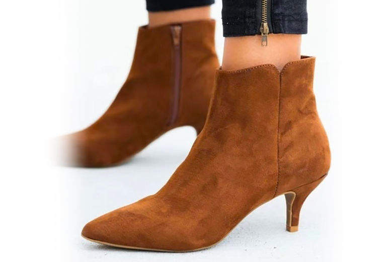 Women's Ankle Boots Offer | Shop | Wowcher