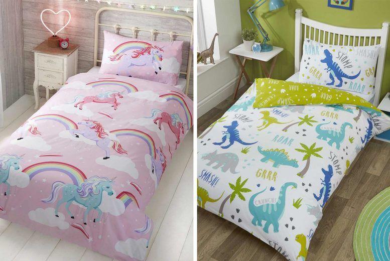 Kids Duvet Cover Set Deal Bedding, Full Size Bedding For Toddler Boy
