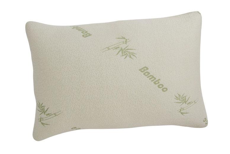Bamboo Memory Foam Pillow | Shop | Wowcher