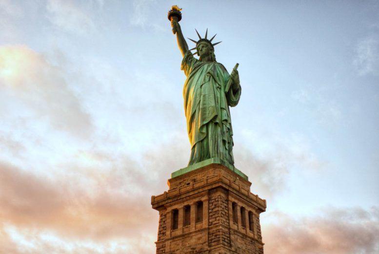 New York, USA, Stock Image - Statue of Liberty 2