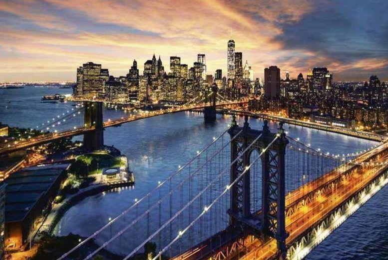 Bridges over the Hudson River, New York
