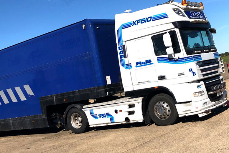 Lorry & Sports or Supercar Driving Experience