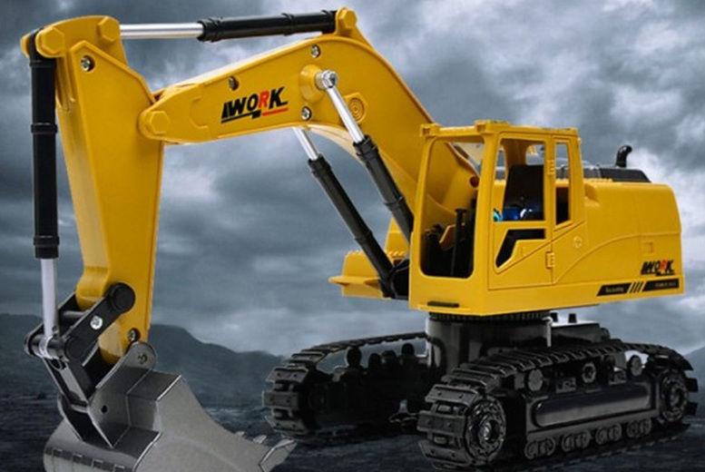 Hangzhou-Yuxi-Trade-Co-Excavator-Toy-1
