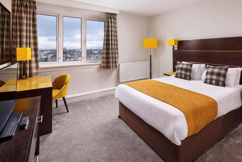 Mercure Ayr Hotel-Double room