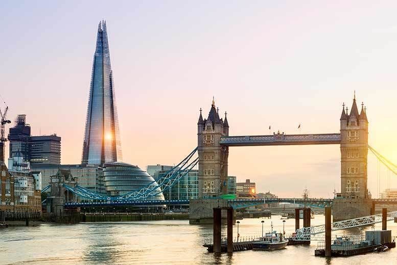 The Shard Entry & 3-Course Dining Voucher