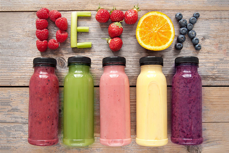 Juice Cleanse Pack Deal