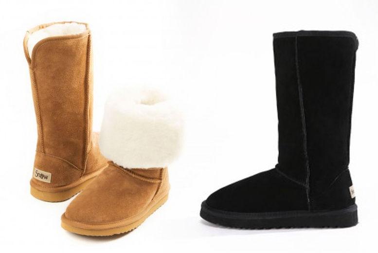 Winter Boots for Women | Wowcher