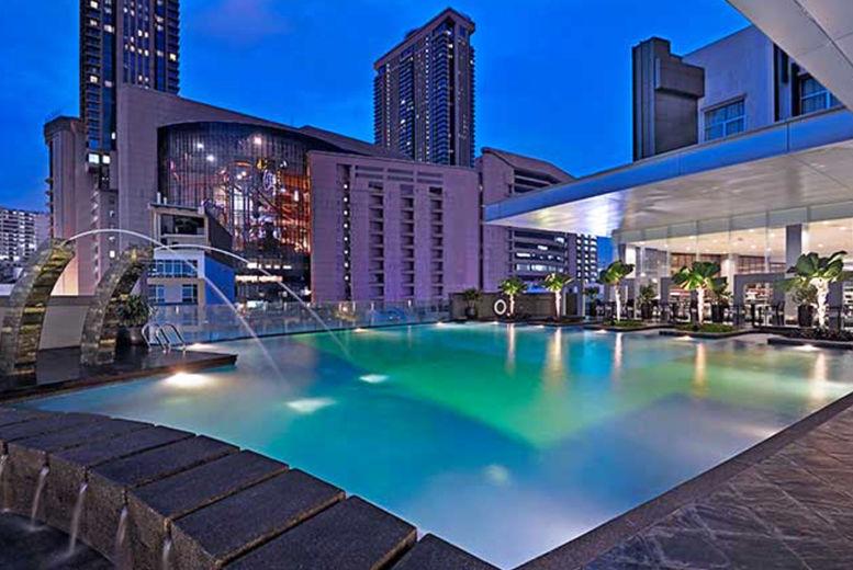 Furama Bukit Bintang-pool